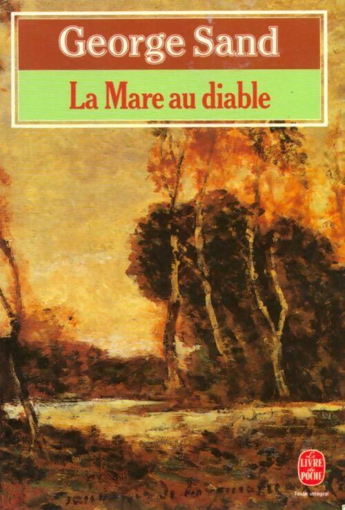 La mare au diable - George Sand – Livre d'occasion
