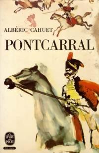 Pontcarral - Albéric Cahuet – Livre d'occasion
