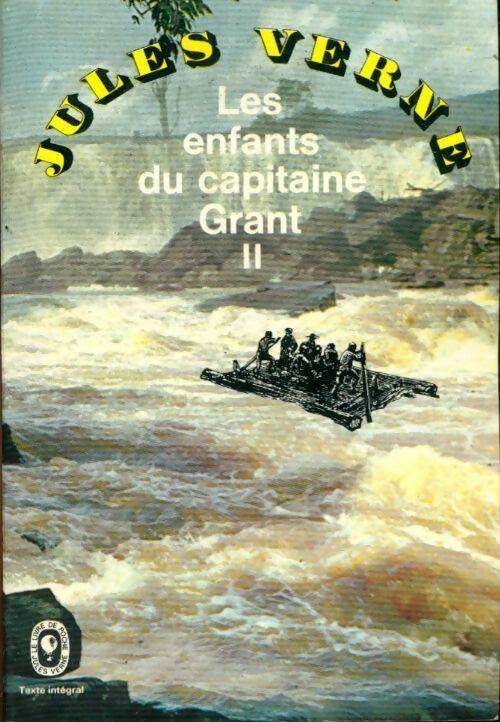 Les enfants du capitaine Grant Tome II - Jules Verne – Livre d'occasion