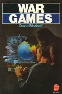 Wargames - David Bischoff – Livre d'occasion