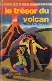 Les frères Hardy : Le trésor du volcan - Franklin W. Dixon – Livre d'occasion