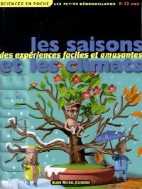 Les saisons et les climats - Pascal Desjours – Livre d'occasion