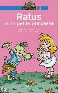 Ratus et la petite princesse - Jean Guion – Livre d'occasion