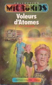 Voleurs d'atomes - G.P. Jordan – Livre d'occasion