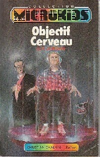 Objectif cerveau - G.P. Jordan – Livre d'occasion