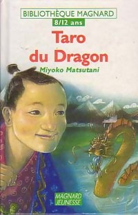 Taro du dragon - Miyoko Matsutani – Livre d'occasion
