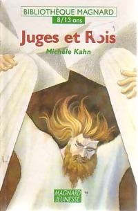 Juges et rois - Michèle Kahn – Livre d'occasion
