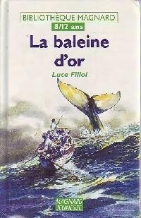 La baleine d'or - Luce Fillol – Livre d'occasion