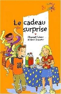 Le cadeau surprise - Chantal Cahour – Livre d'occasion