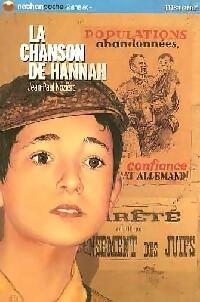 La chanson de Hannah - Jean-Paul Nozière – Livre d'occasion