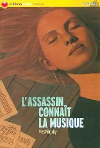 L'assassin connaît la musique - Yves Pinguilly – Livre d'occasion
