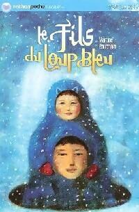 Le fils du loup bleu - Martine Pouchain – Livre d'occasion