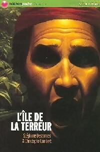 L'île de la terreur - Stéphane Lambert – Livre d'occasion