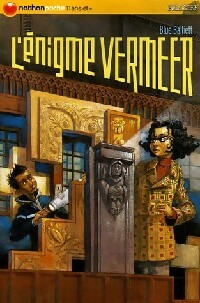 L'énigme Vermeer - Blue Balliett – Livre d'occasion