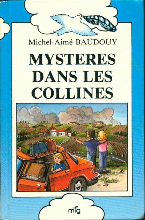 Mystères dans les collines - Michel-Aimé Baudouy – Livre d'occasion
