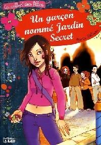 Un garçon nommé jardin secret - Marie Mélisou – Livre d'occasion