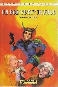 Un bon petit diable - Comtesse De Ségur – Livre d'occasion