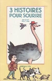 3 Histoires pour sourire - Ann Rocard – Livre d'occasion