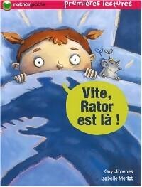 Vite, Rator est là ! - Guy Jimenes – Livre d'occasion