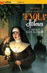 Les enquêtes d'Enola Holmes Tome II : L'affaire Lady Alistair - Nancy Springer – Livre d'occasion