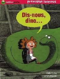 Dis-nous Dino... - Didier Lévy – Livre d'occasion