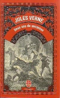 Deux ans de vacances - Jules Verne – Livre d'occasion