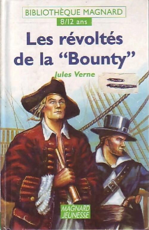 Les Révoltés de la « Bounty » - Jules Verne – Livre d'occasion