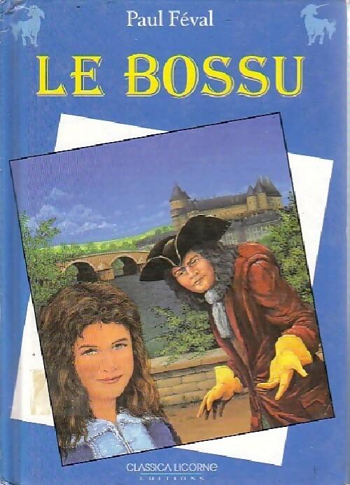 Le bossu - Paul Féval – Livre d'occasion