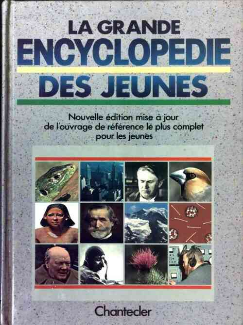 La grande encyclopédie des jeunes - Collectif – Livre d'occasion
