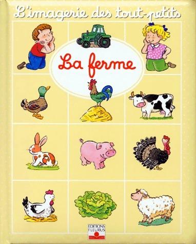 La ferme - Emilie Beaumont – Livre d'occasion