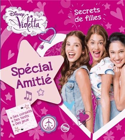 Secrets de filles : Spécial amitié - Anouk Filippini – Livre d'occasion