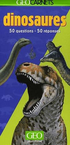 Dinosaures : 50 Questions, 50 réponses - Duncan Crosbie – Livre d'occasion