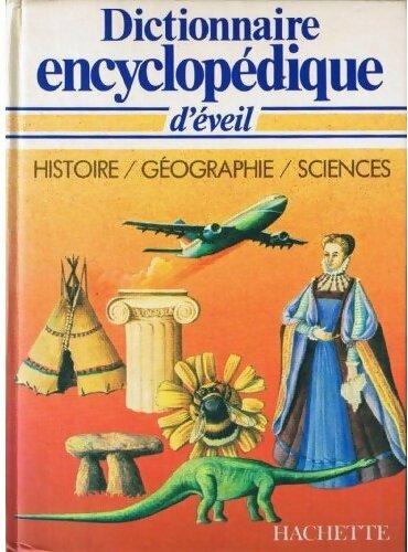 Dictionnaire encyclopédique d'éveil - Paul Bonnevie – Livre d'occasion