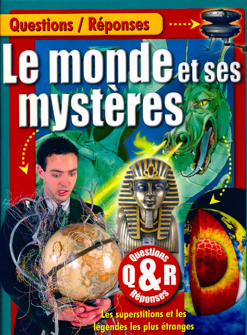 Le monde et ses mystères - Collectif – Livre d'occasion
