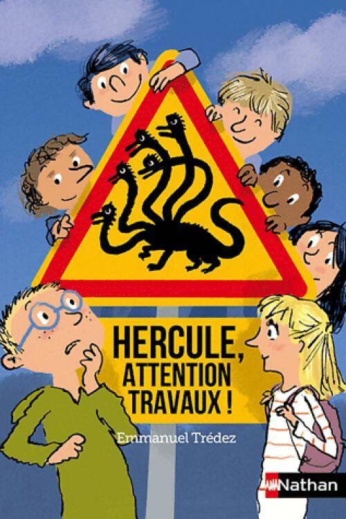 Hercule, attention travaux ! - Emmanuel Trédez – Livre d'occasion