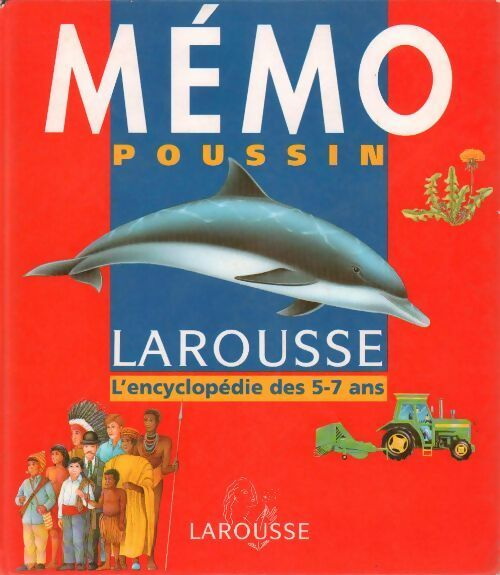 Memo poussin - Martine Sassier – Livre d'occasion