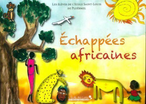 Échappées africaines - Collectif – Livre d'occasion