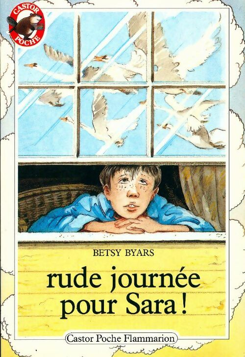 Rude journée pour Sara - Betsy Byars – Livre d'occasion