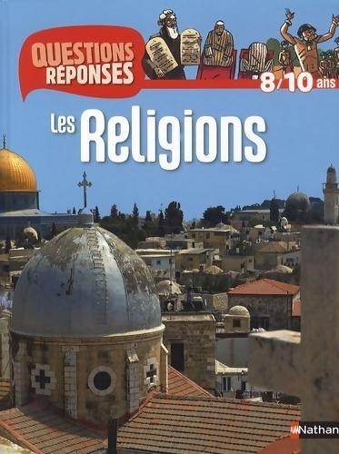 N08 - religions - Sandrine Mirza – Livre d'occasion